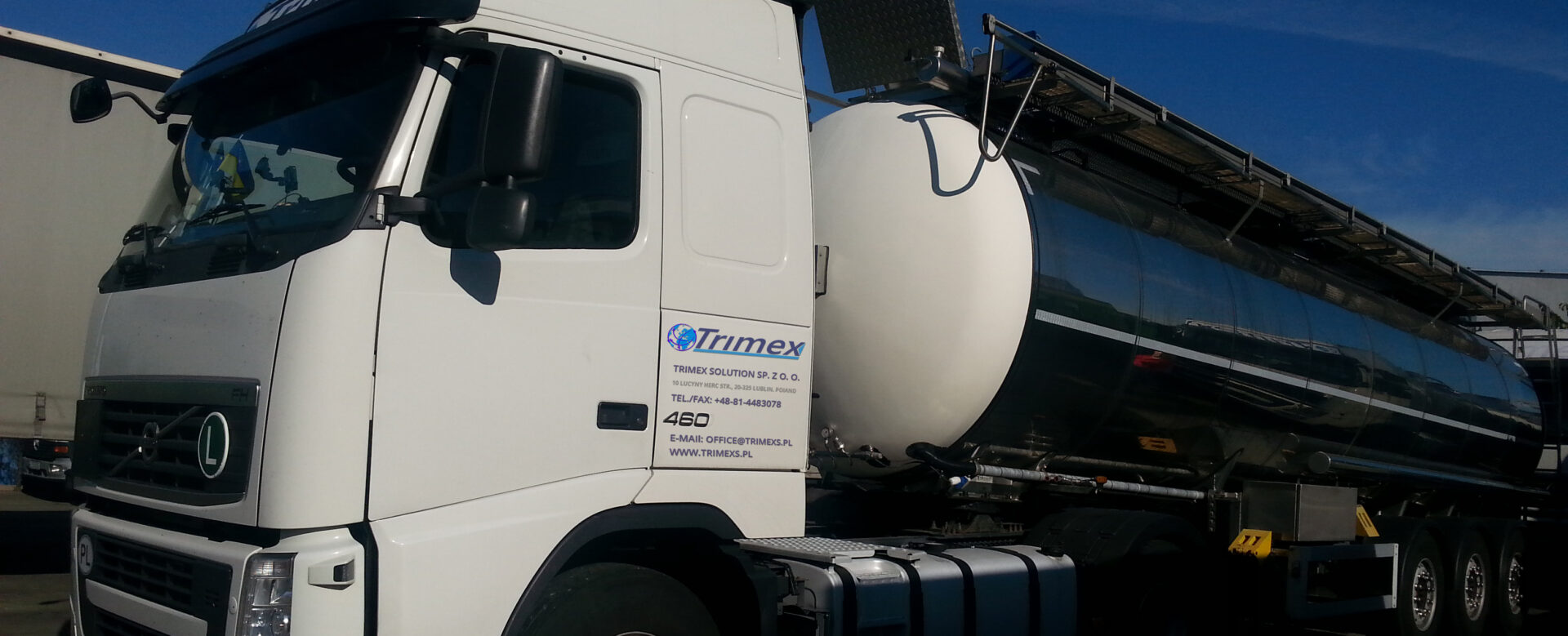 Trimex solution